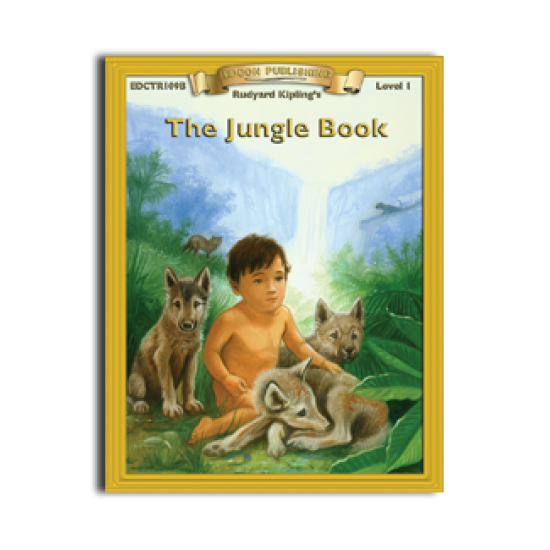 High-Interest/Low Readability Classics: The Jungle Book