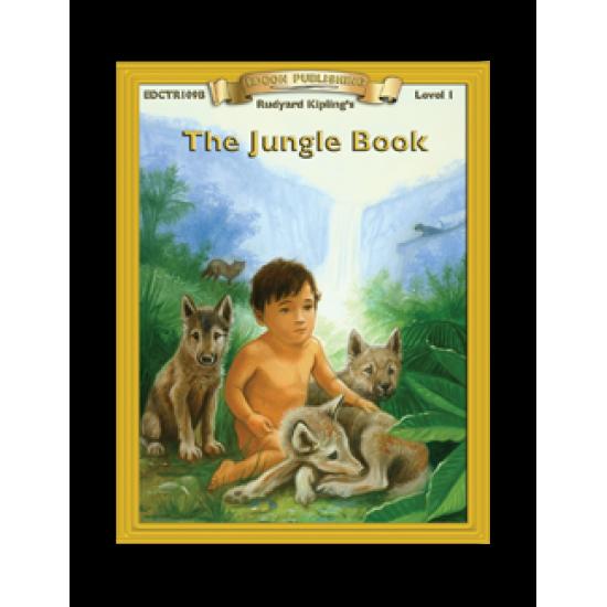 High-Interest/Low Readability Classics: The Jungle Book
