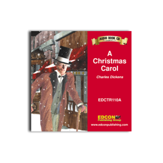 High-Interest/Low Readability Classics: A Christmas Carol Audio CD