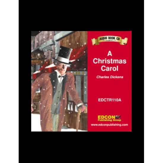 High-Interest/Low Readability Classics: A Christmas Carol Audio CD