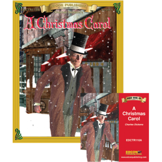High-Interest/Low Readability Classics: A Christmas Carol Set