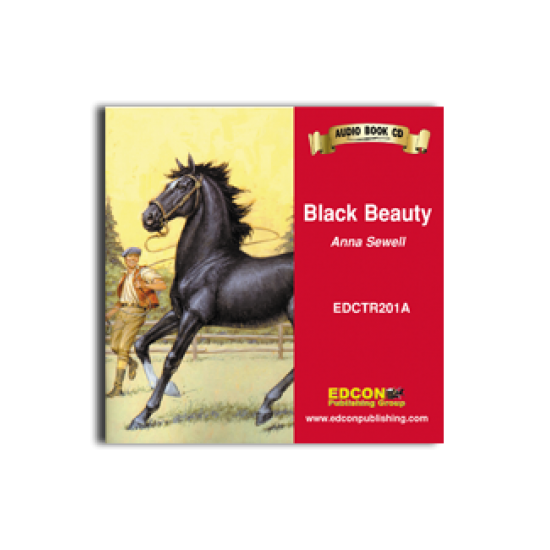 High-Interest/Low Readability Classics: Black Beauty Audio CD