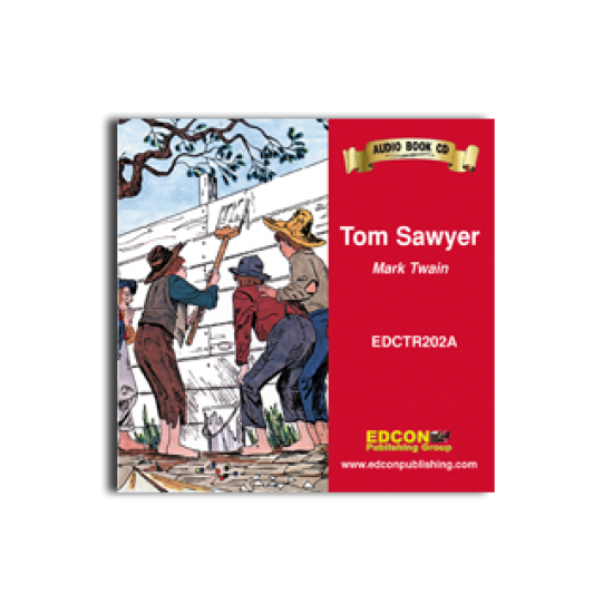 High-Interest/Low Readability Classics: Tom Sawyer Audio CD