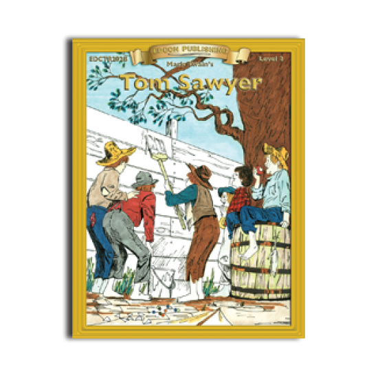 High-Interest/Low Readability Classics: Tom Sawyer