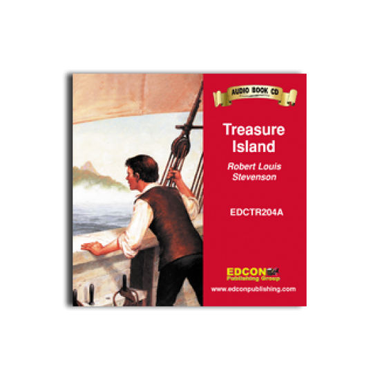 High-Interest/Low Readability Classics: Treasure Island Audio CD