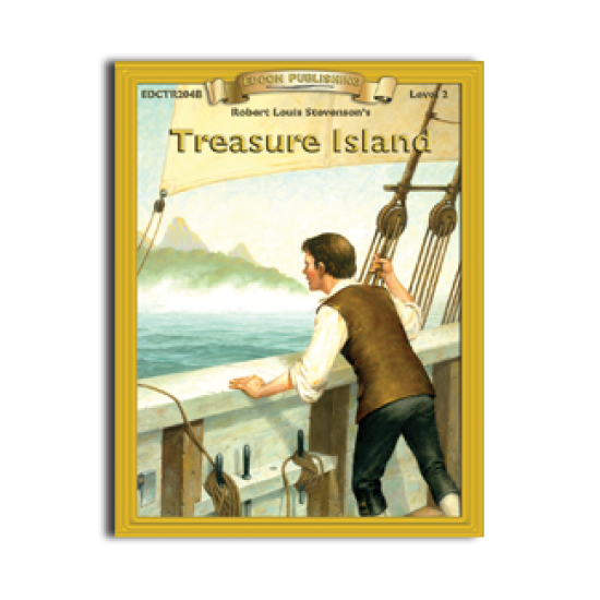 High-Interest/Low Readability Classics: Treasure Island