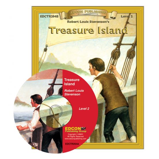 High-Interest/Low Readability Classics: Treasure Island Set