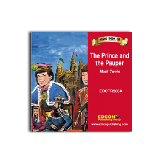 High-Interest/Low Readability Classics: The Prince & The Pauper Audio CD