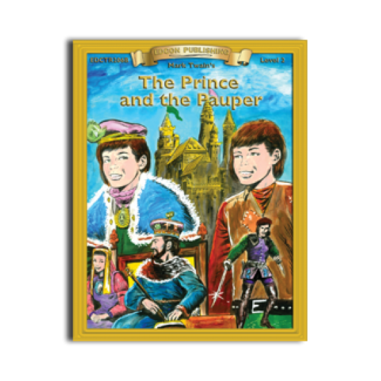 High-Interest/Low Readability Classics: The Prince & The Pauper