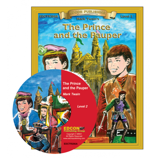 High-Interest/Low Readability Classics: The Prince & The Pauper Set
