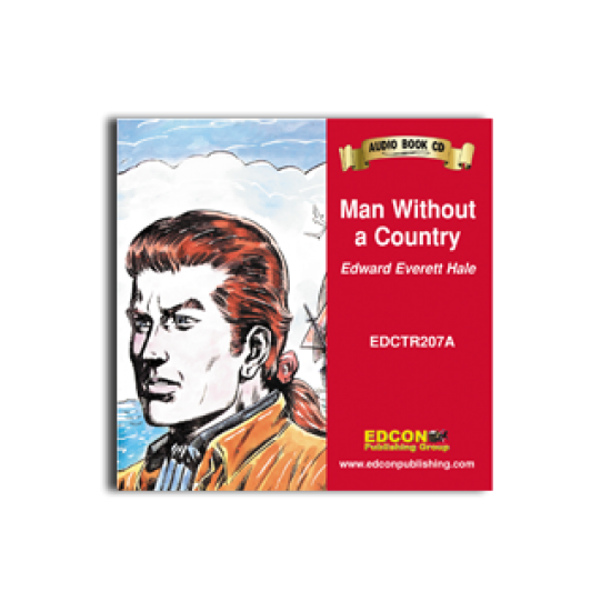 High-Interest/Low Readability Classics: Man without a Country Audio CD