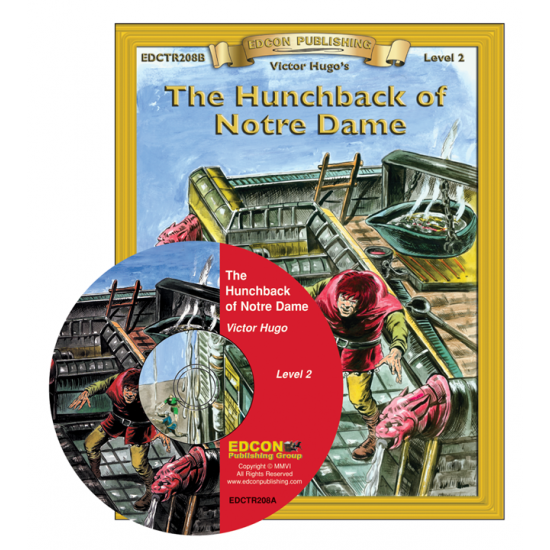 High-Interest/Low Readability Classics: The Hunchback of Notre Dame Set