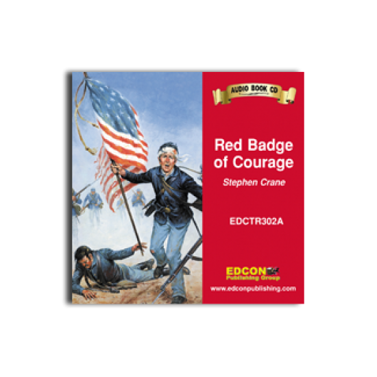 High-Interest/Low Readability Classics: Red Badge of Courage Audio CD