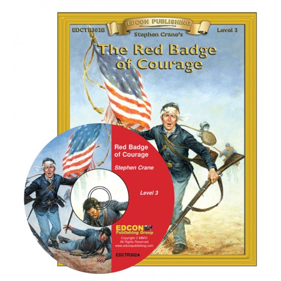 High-Interest/Low Readability Classics: Red Badge of Courage Set