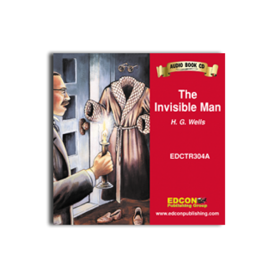 High-Interest/Low Readability Classics: Invisible Man Audio CD