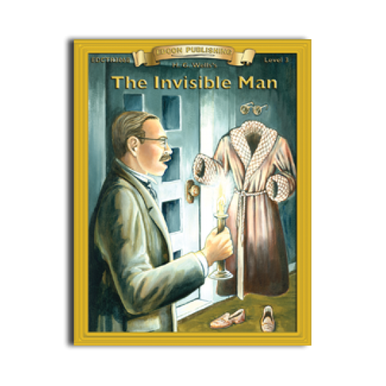 High-Interest/Low Readability Classics: Invisible Man