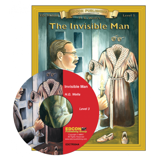 High-Interest/Low Readability Classics: Invisible Man Set