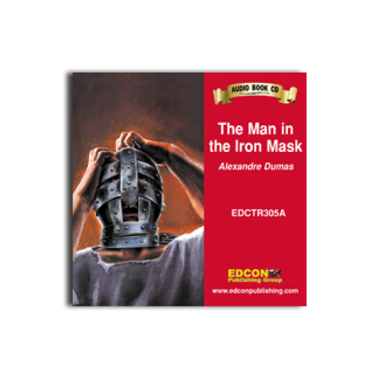 High-Interest/Low Readability Classics: The Man in the Iron Mask Audio CD