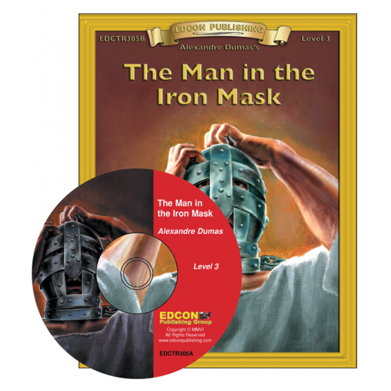 High-Interest/Low Readability Classics: The Man in the Iron Mask Set
