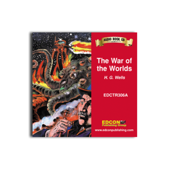 High-Interest/Low Readability Classics: The War of the Worlds Audio CD