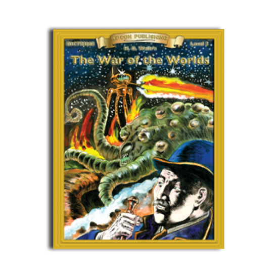 High-Interest/Low Readability Classics: The War of the Worlds