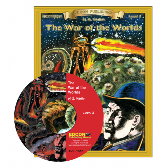 High-Interest/Low Readability Classics: The War of the Worlds Set
