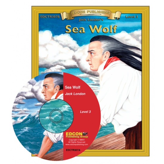 High-Interest/Low Readability Classics: Sea Wolf Set