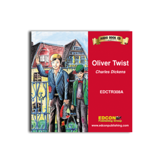 High-Interest/Low Readability Classics: Oliver Twist Audio CD