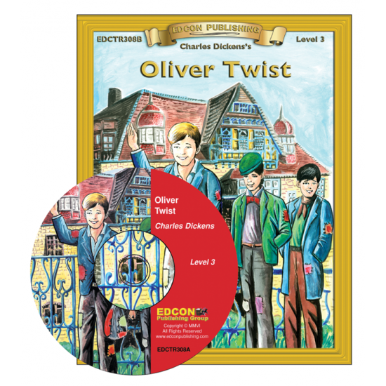 High-Interest/Low Readability Classics: Oliver Twist Set