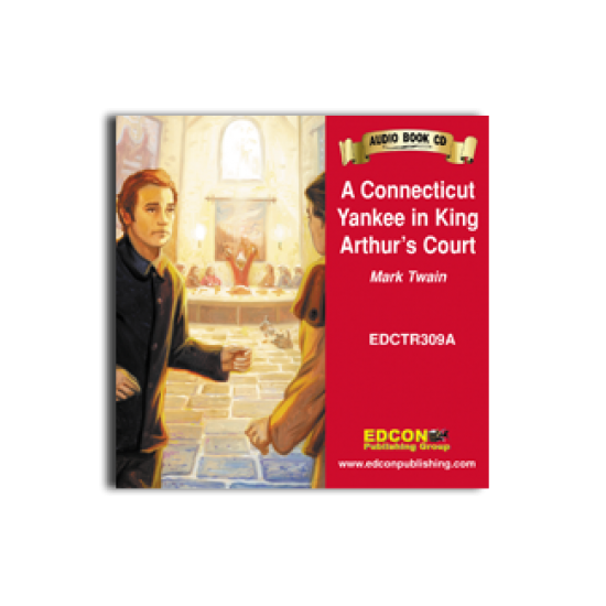 High-Interest/Low Readability Classics: A Connecticut Yankee in King Arthur's Court Audio CD