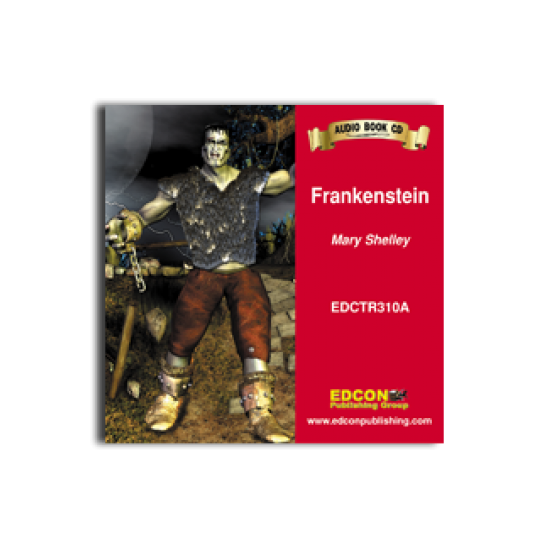 High-Interest/Low Readability Classics: Frankenstein Auido CD
