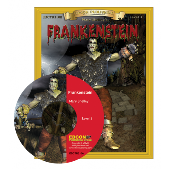 High-Interest/Low Readability Classics: Frankenstein Set
