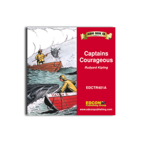High-Interest/Low Readability Classics: Captains Courageous Audio CD