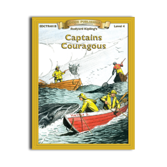 High-Interest/Low Readability Classics: Captains Courageous