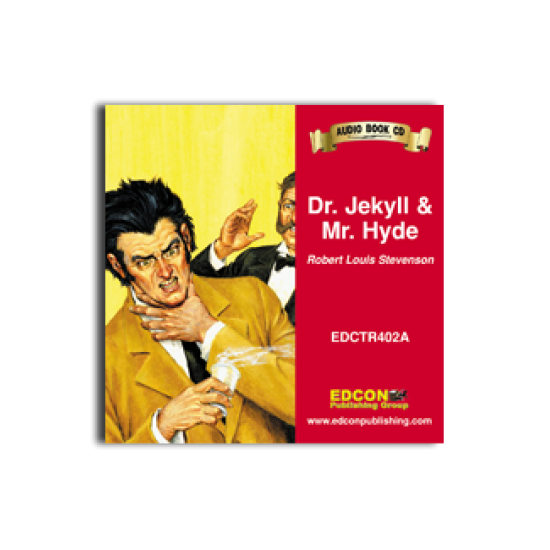 High-Interest/Low Readability Classics: Dr. Jekyll & Mr. Hyde Audio CD