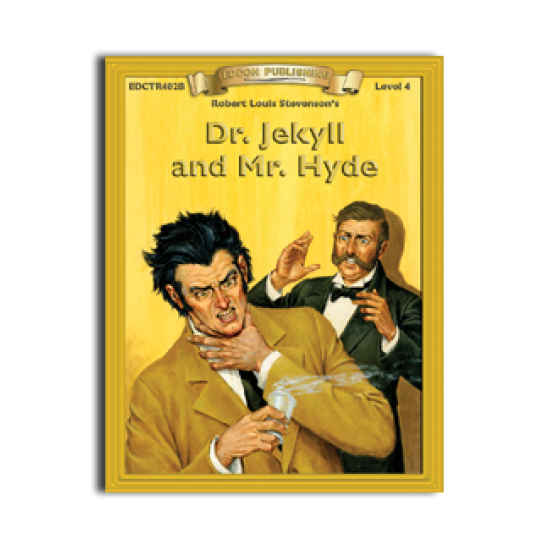 High-Interest/Low Readability Classics: Dr. Jekyll & Mr. Hyde