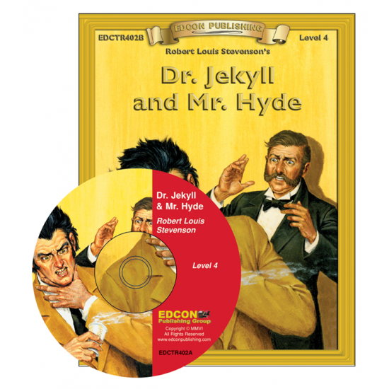 High-Interest/Low Readability Classics: Dr. Jekyll & Mr. Hyde Set