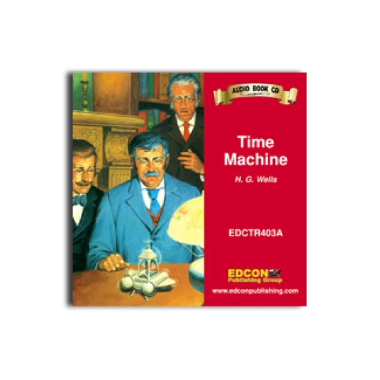 High-Interest/Low Readability Classics: Time Machine Audio CD