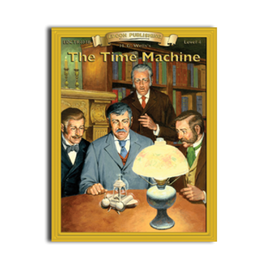 High-Interest/Low Readability Classics: Time Machine