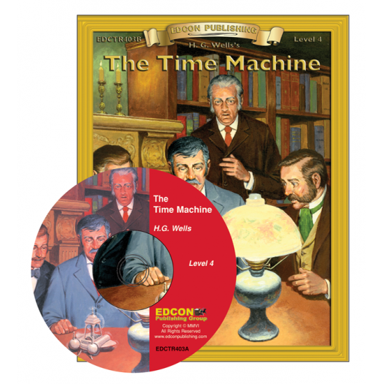 High-Interest/Low Readability Classics: Time Machine Set
