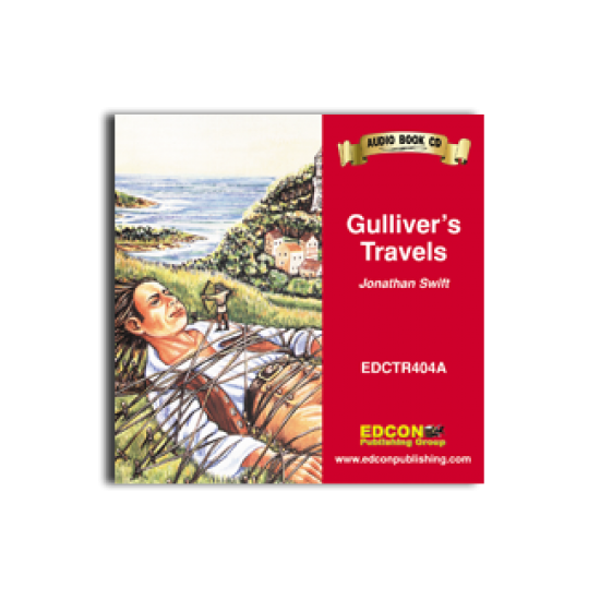 High-Interest/Low Readability Classics: Gulliver's Travels Audio CD