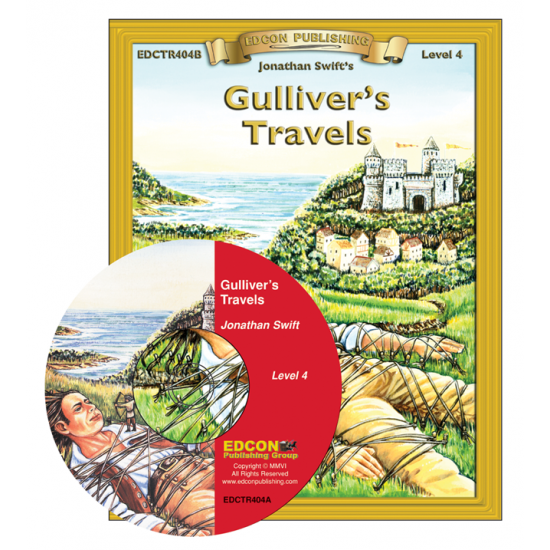 High-Interest/Low Readability Classics: Gulliver's Travels Set