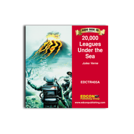 High-Interest/Low Readability Classics: 20,000 Leagues Under the Sea Audio CD