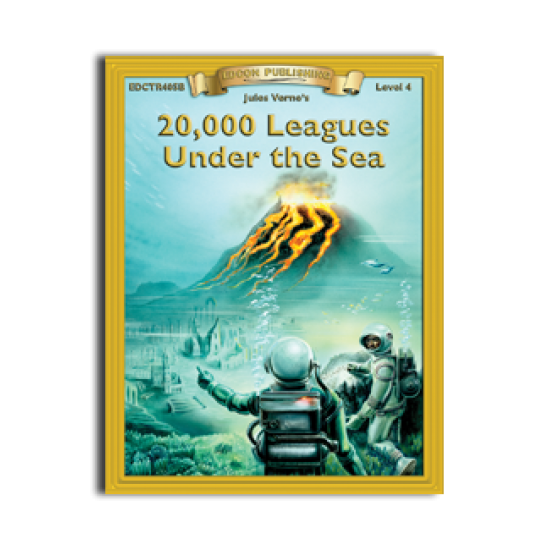 High-Interest/Low Readability Classics: 20,000 Leagues Under the Sea