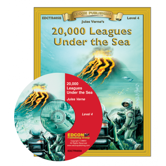 High-Interest/Low Readability Classics: 20,000 Leagues Under the Sea Set