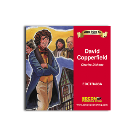 High-Interest/Low Readability Classics: David Copperfield Audio CD