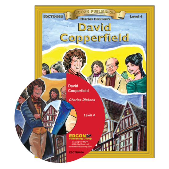 High-Interest/Low Readability Classics: David Copperfield Set