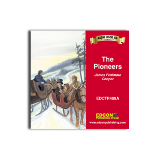 High-Interest/Low Readability Classics: The Pioneers Audio CD