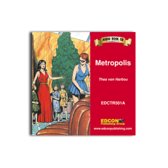 High-Interest/Low Readability Classics: Metropolis Audio CD