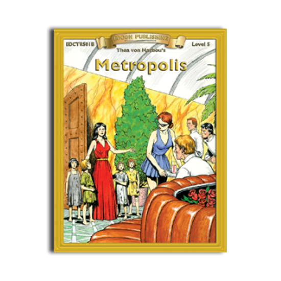 High-Interest/Low Readability Classics: Metropolis